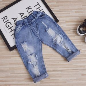 Other - Kids Ripped Jeans